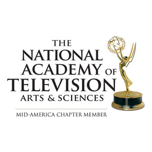 The National Academy of Television Arts & Sciences logo
