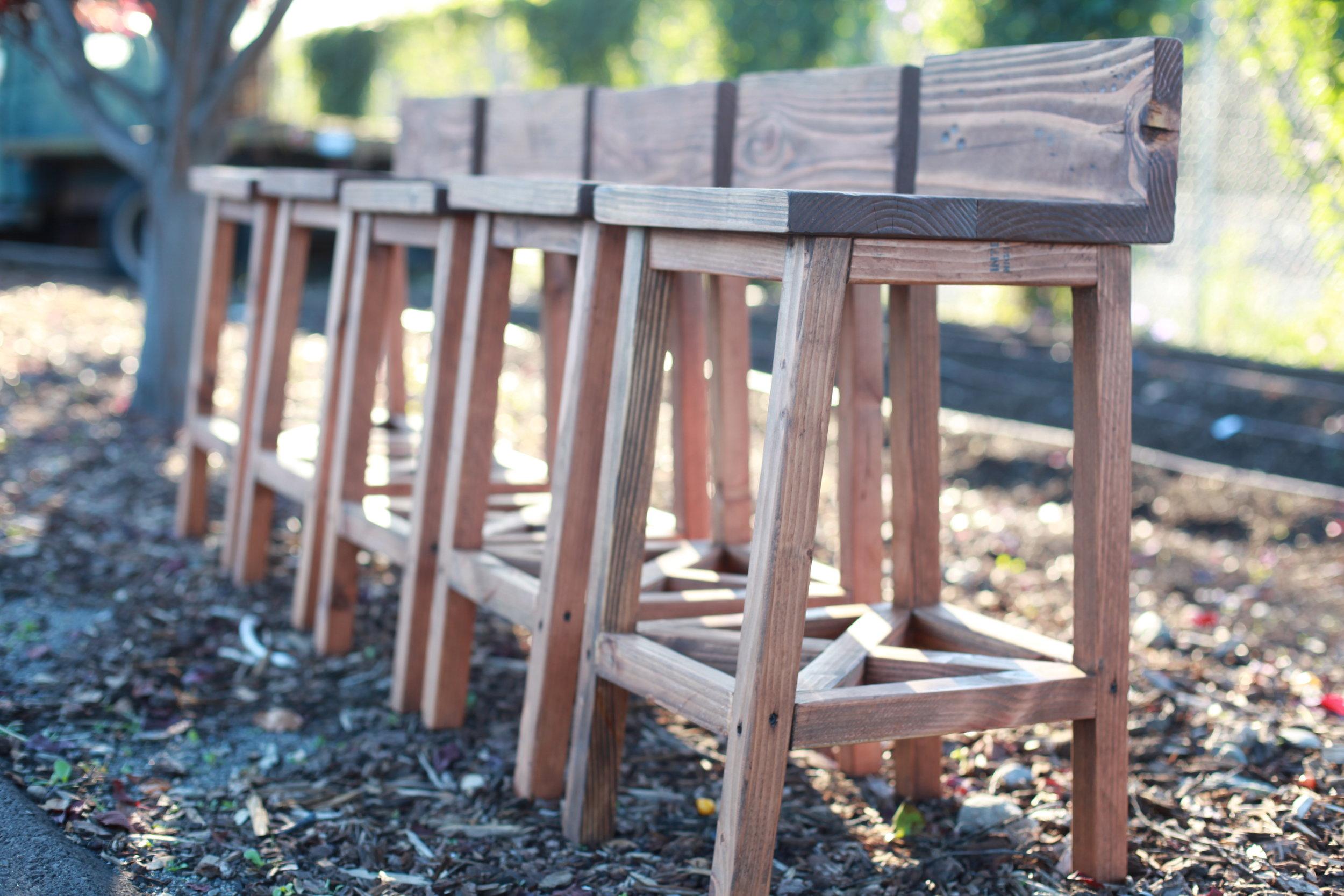 Bar stools & Benches