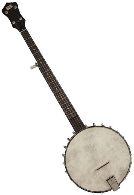 Recording King Madison Old Time Banjo
