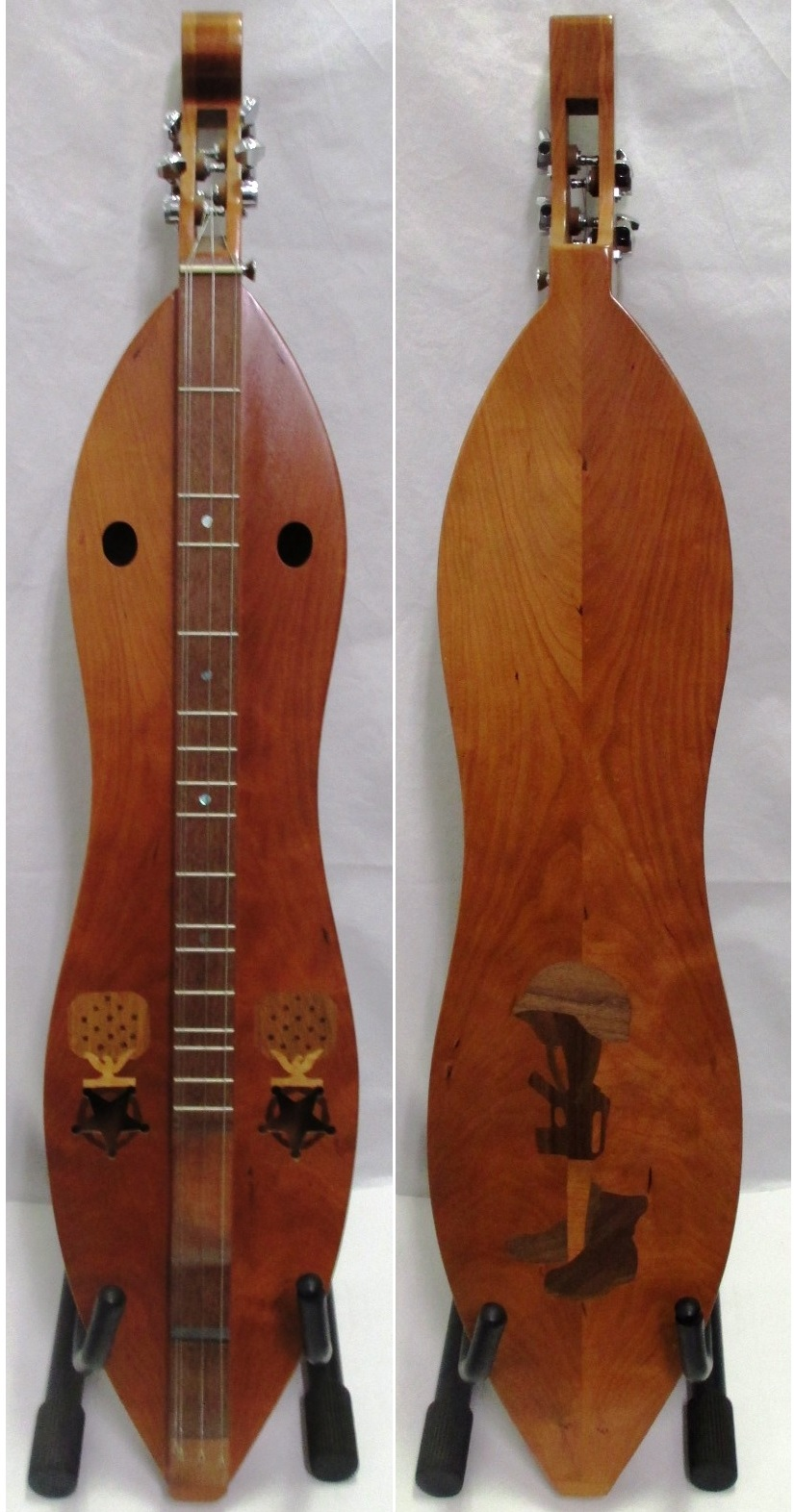 Arnold Military Dulcimer - Front and Back.jpg