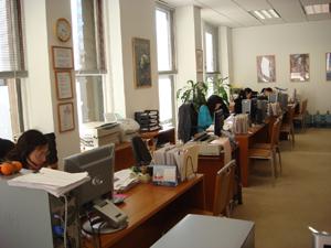 Ticketing Department