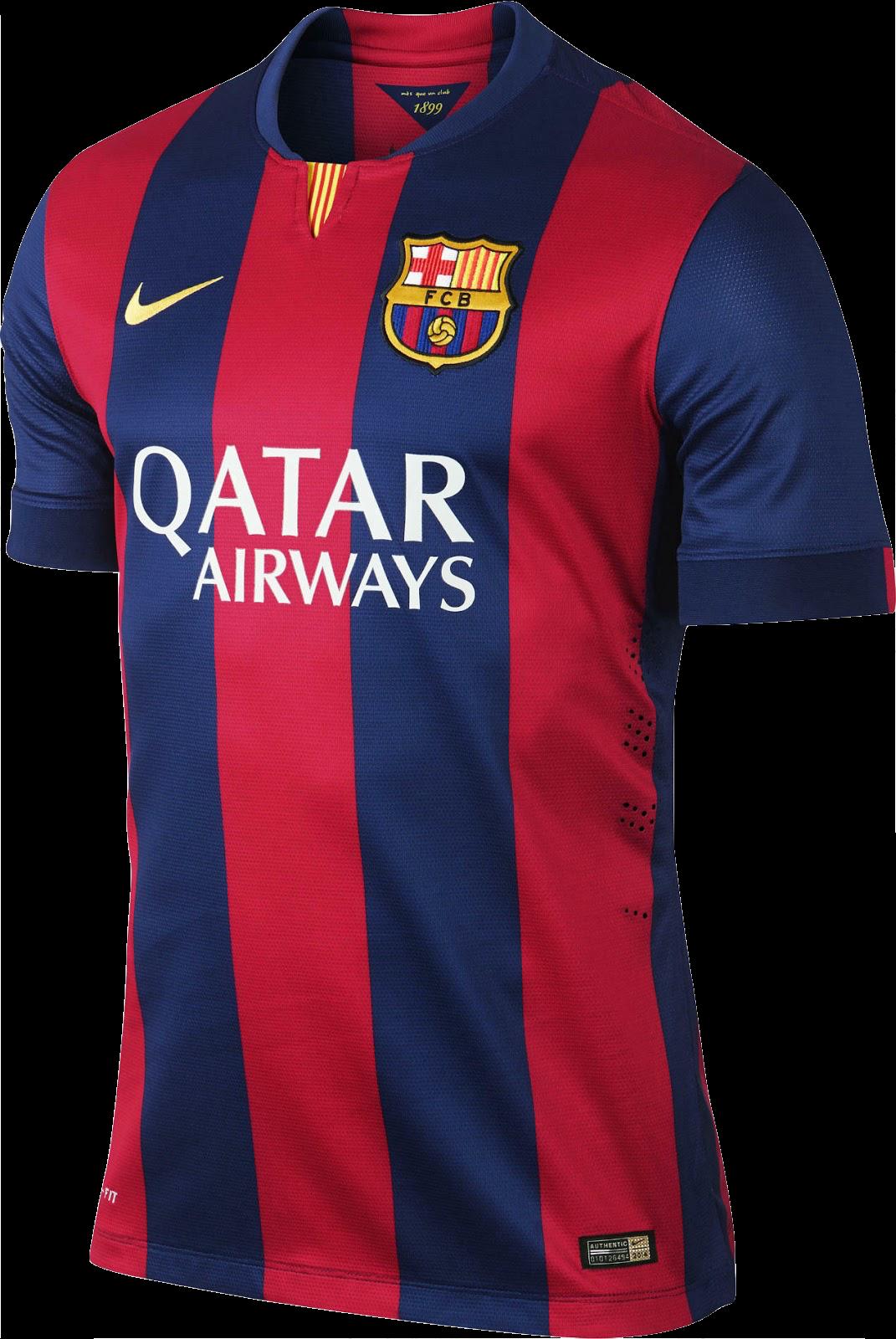 Nike Barcelona Jersey - 5,000 PHP