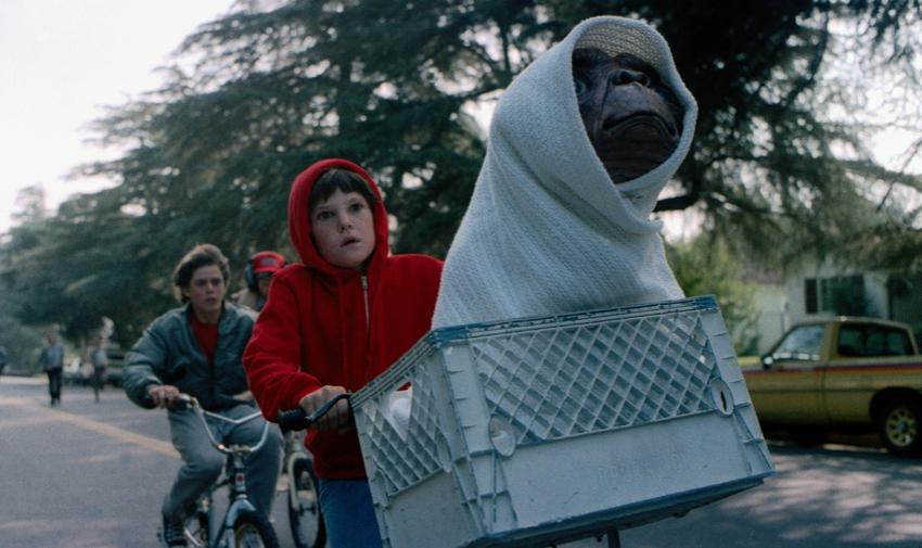 E.T. the Extra-Terrestial