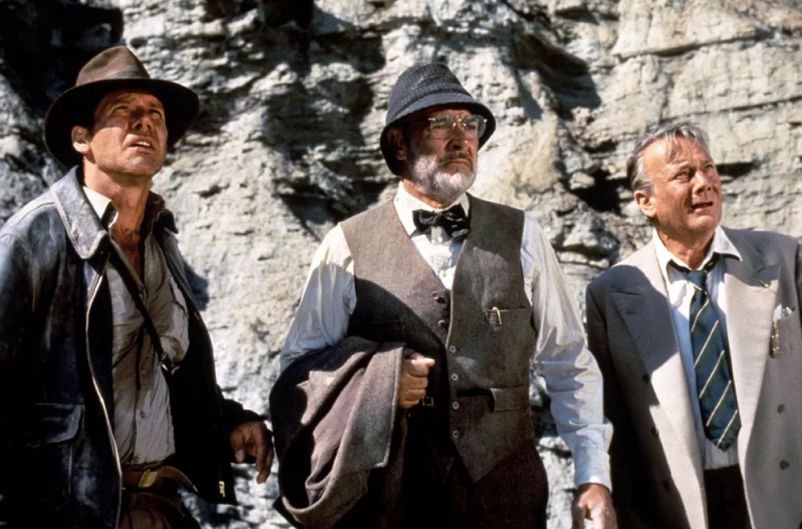 Indiana Jones: The Last Crusade (1989)