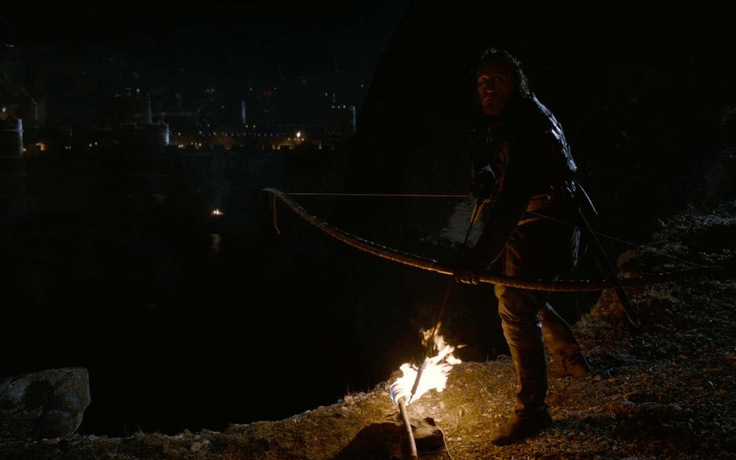 The Lord Commander of the Kingsguard defending his city | HBO