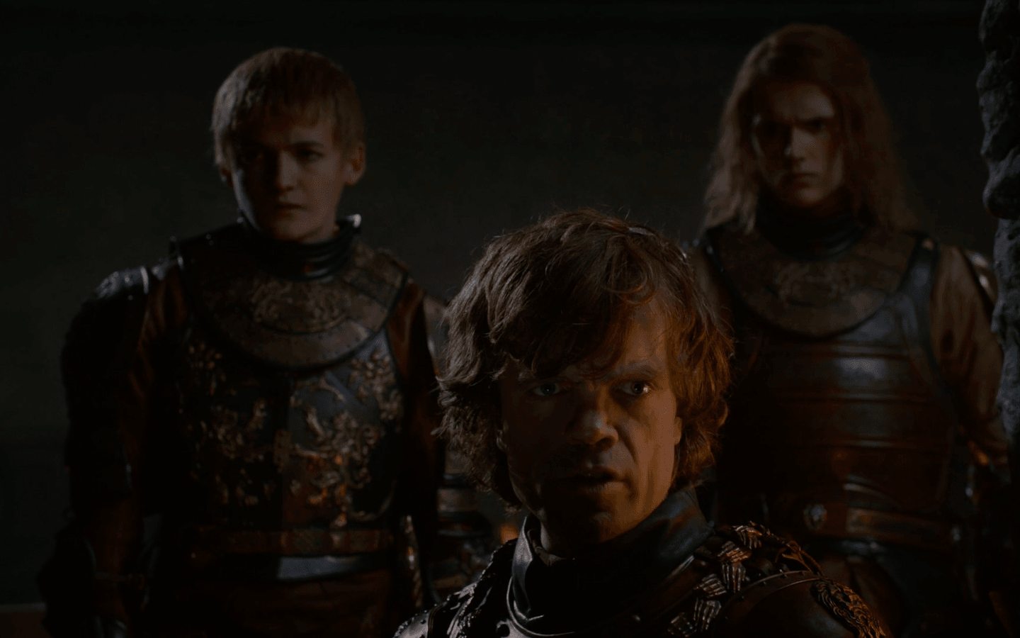 The Lannister army looking sharp for battle | HBO