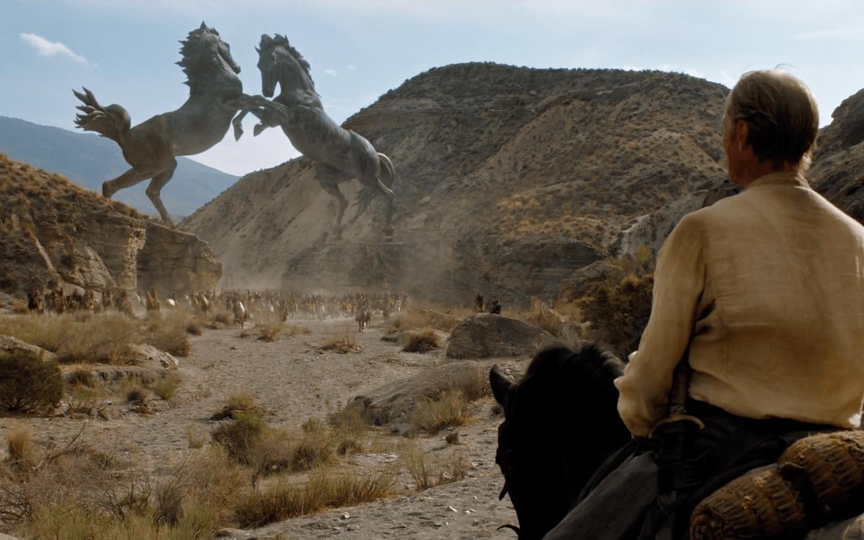 Sadly, not everyone can be a Dothraki rider | HBO