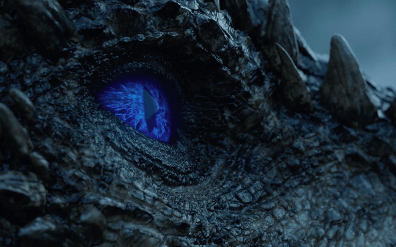 Viserion the Icedrake | HBO