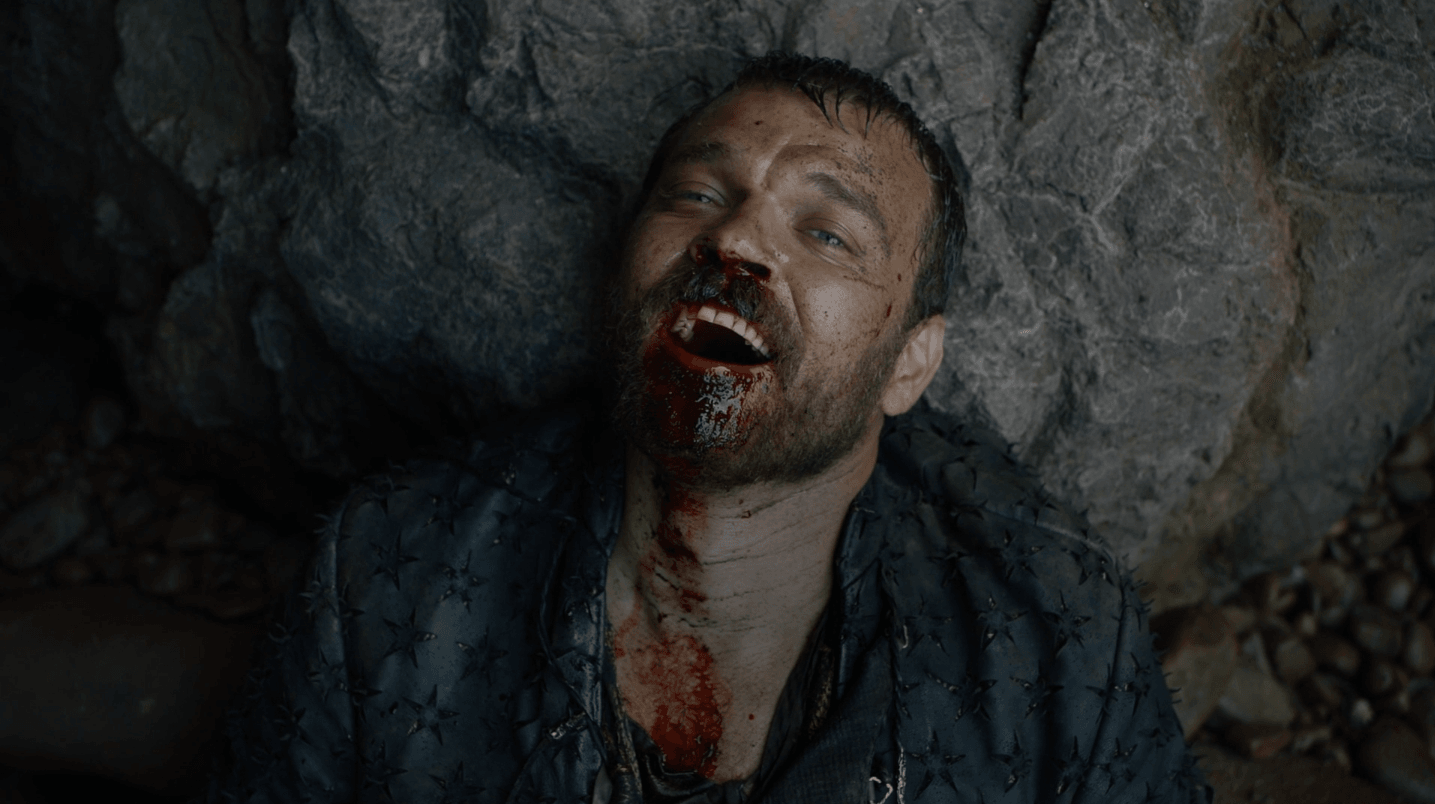 """I'm the man who killed Jaime Lannister"" | HBO"
