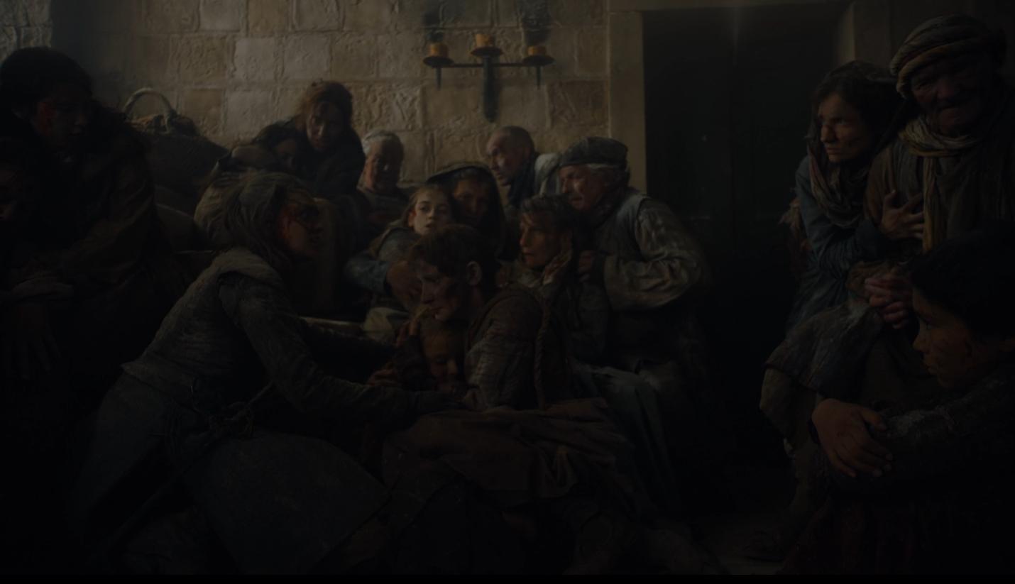 """Alright then. Let it be fear"" | HBO"