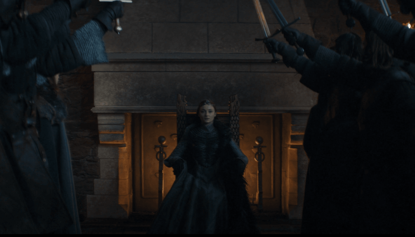 The Queen in the North | HBO
