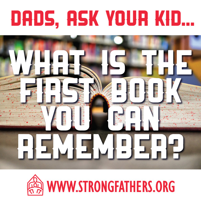 What is the first book you can remember?