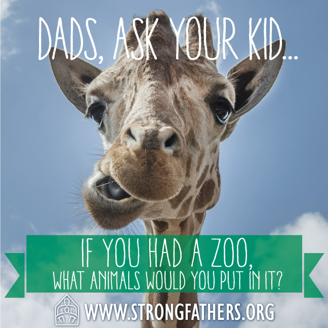 If you had a zoo, what animals would you put in it?