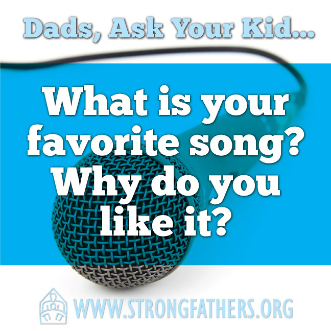 What is your favorite song? Why do you like it?