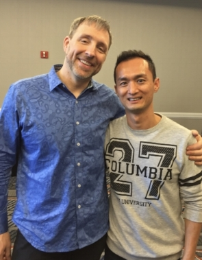 With the Bulletproof Executive -Dave Asprey