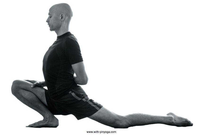 Experience The Benefits Of Yin Yoga In 20 Poses With Yin Yoga