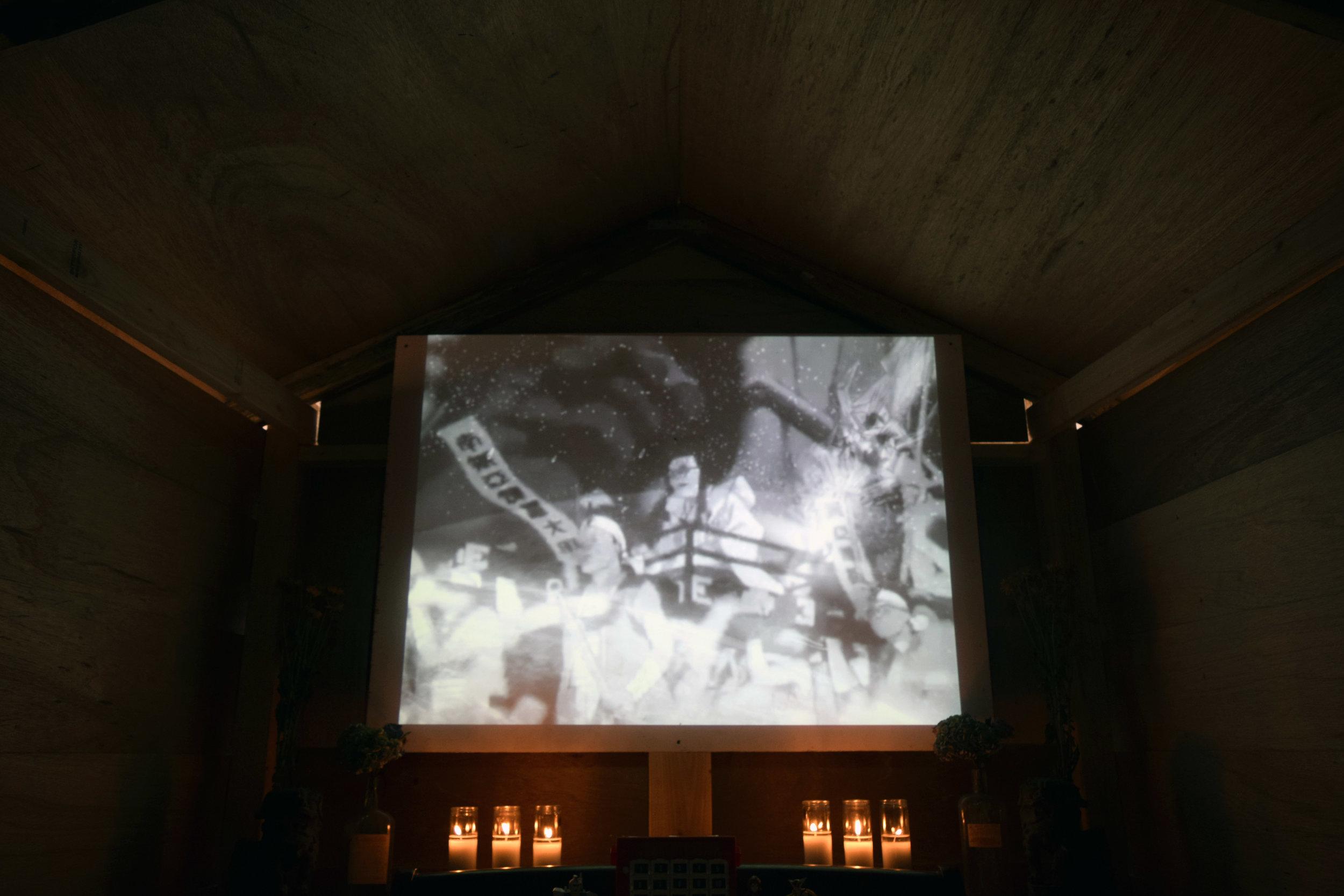 Video Plea for Peace by Andrew Kline