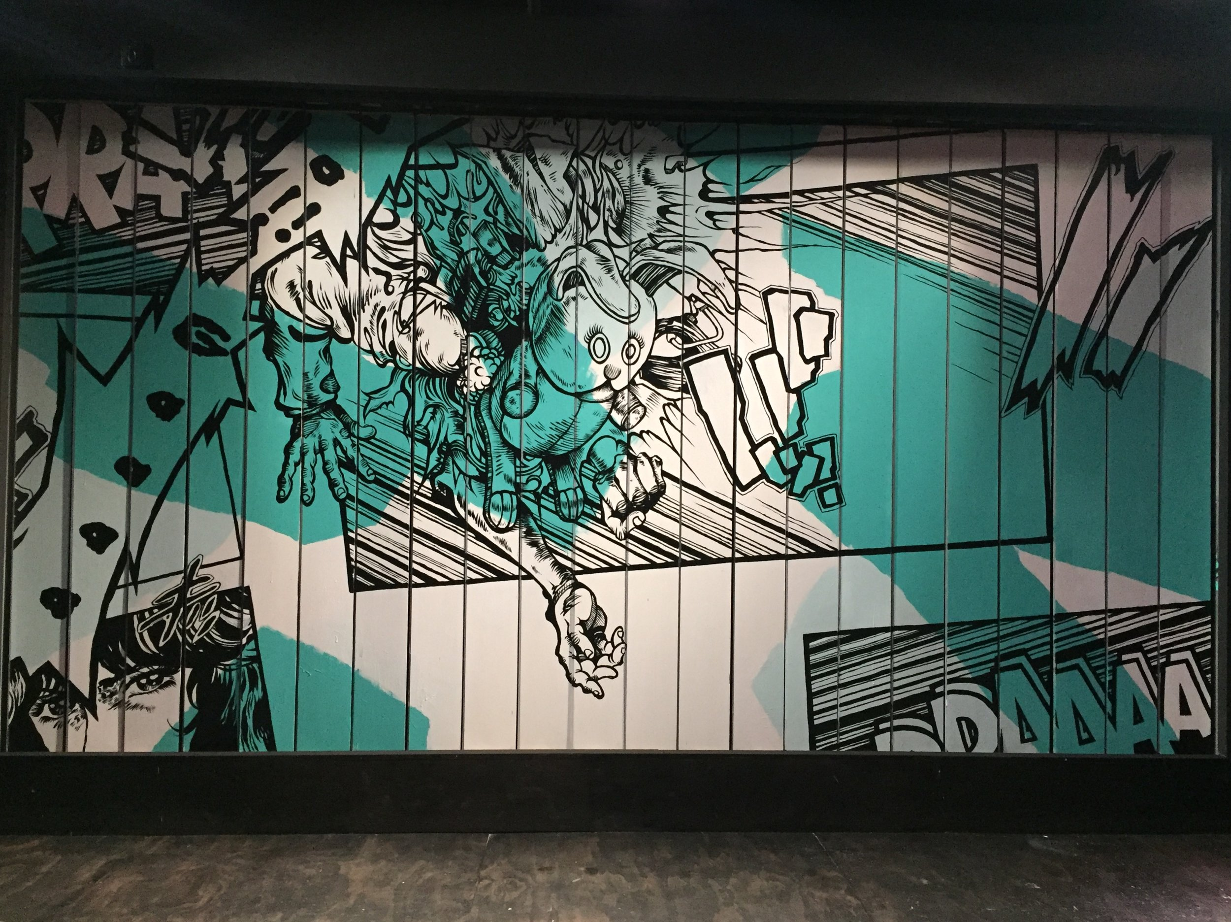 Littlefield Mural 2019