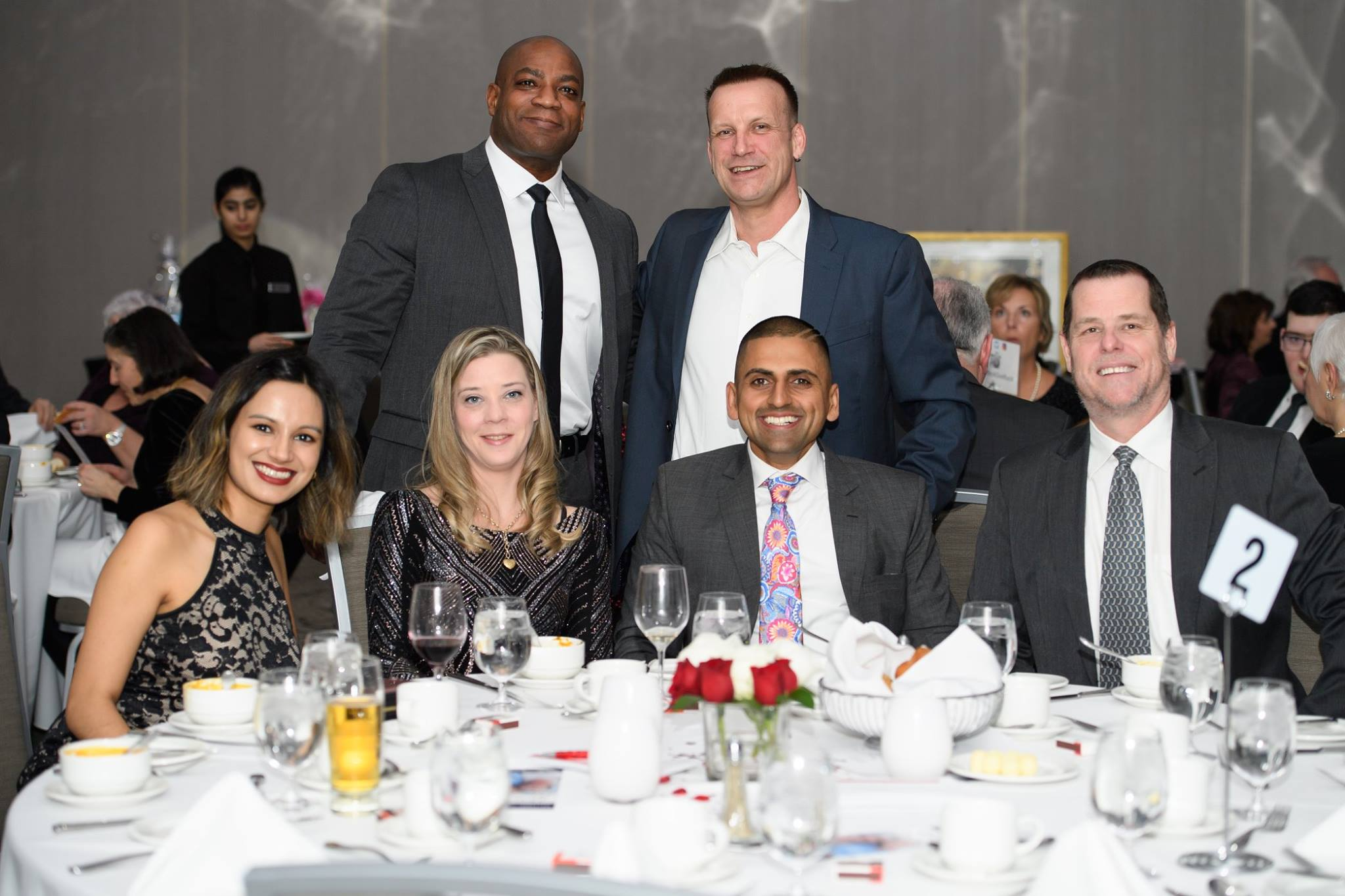Survivor's Gala 2019   On Saturday, February 9th, 2019 we enjoyed a beautiful 3-course meal, silent auction and amazing entertainment in support of cancer survivors. We would like to thank everyone who attended and a special thank you to our supporting sponsors.