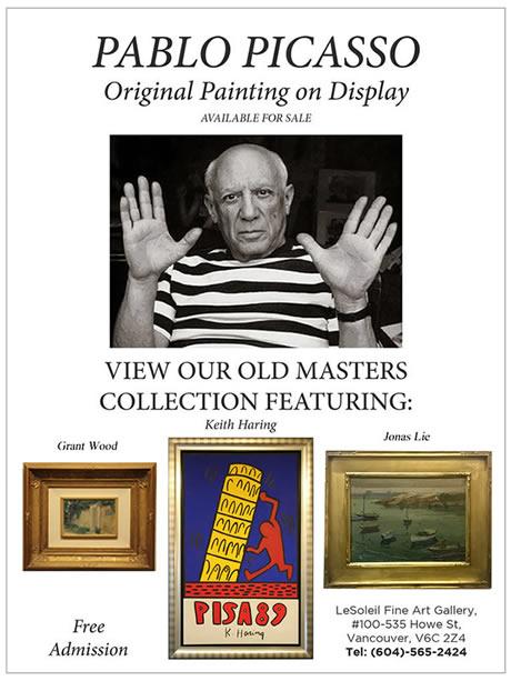 Old Masters Exhibit