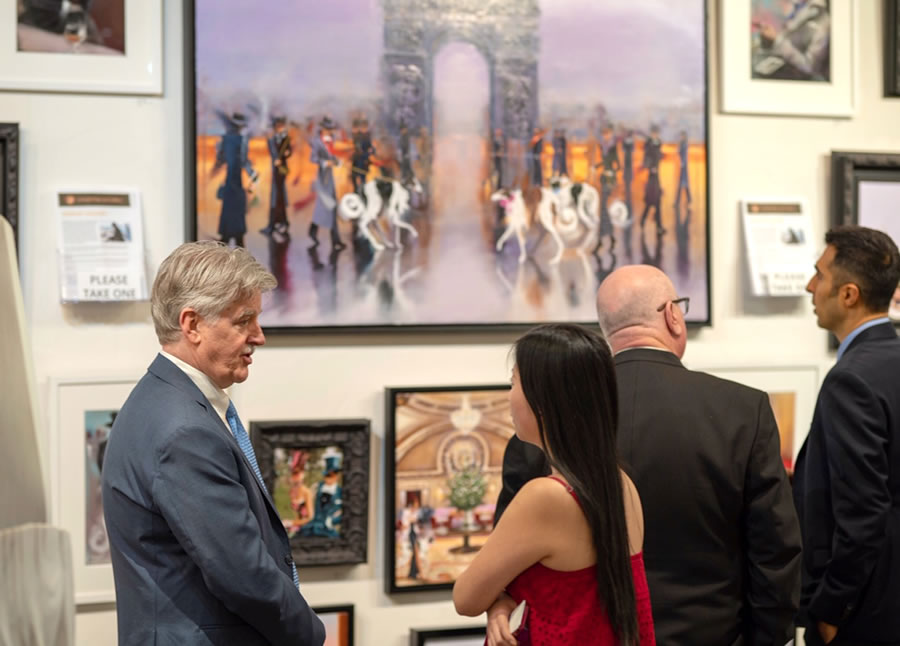 LeSoleil Fine Art Gallery Events