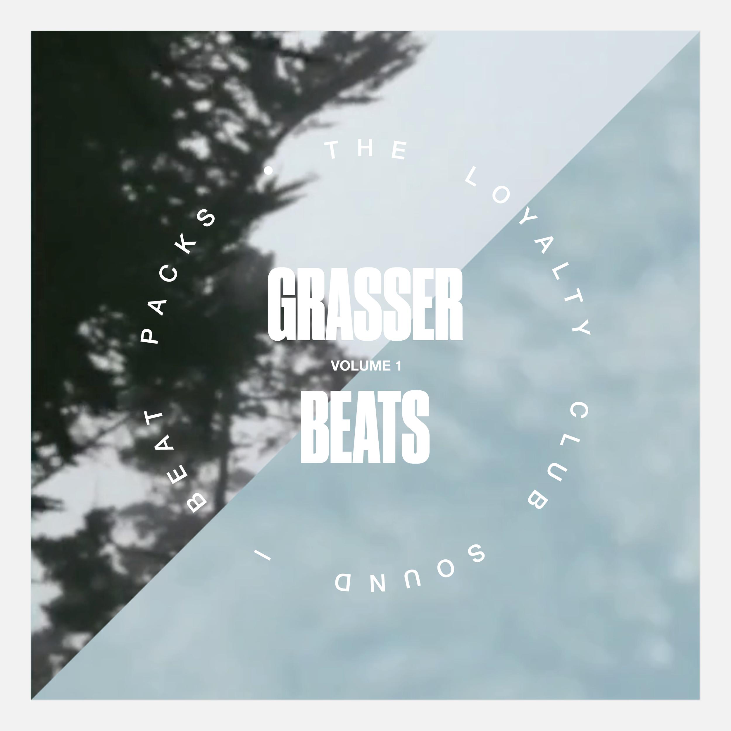 Grasser Beats - Beat Pack — Volume 1