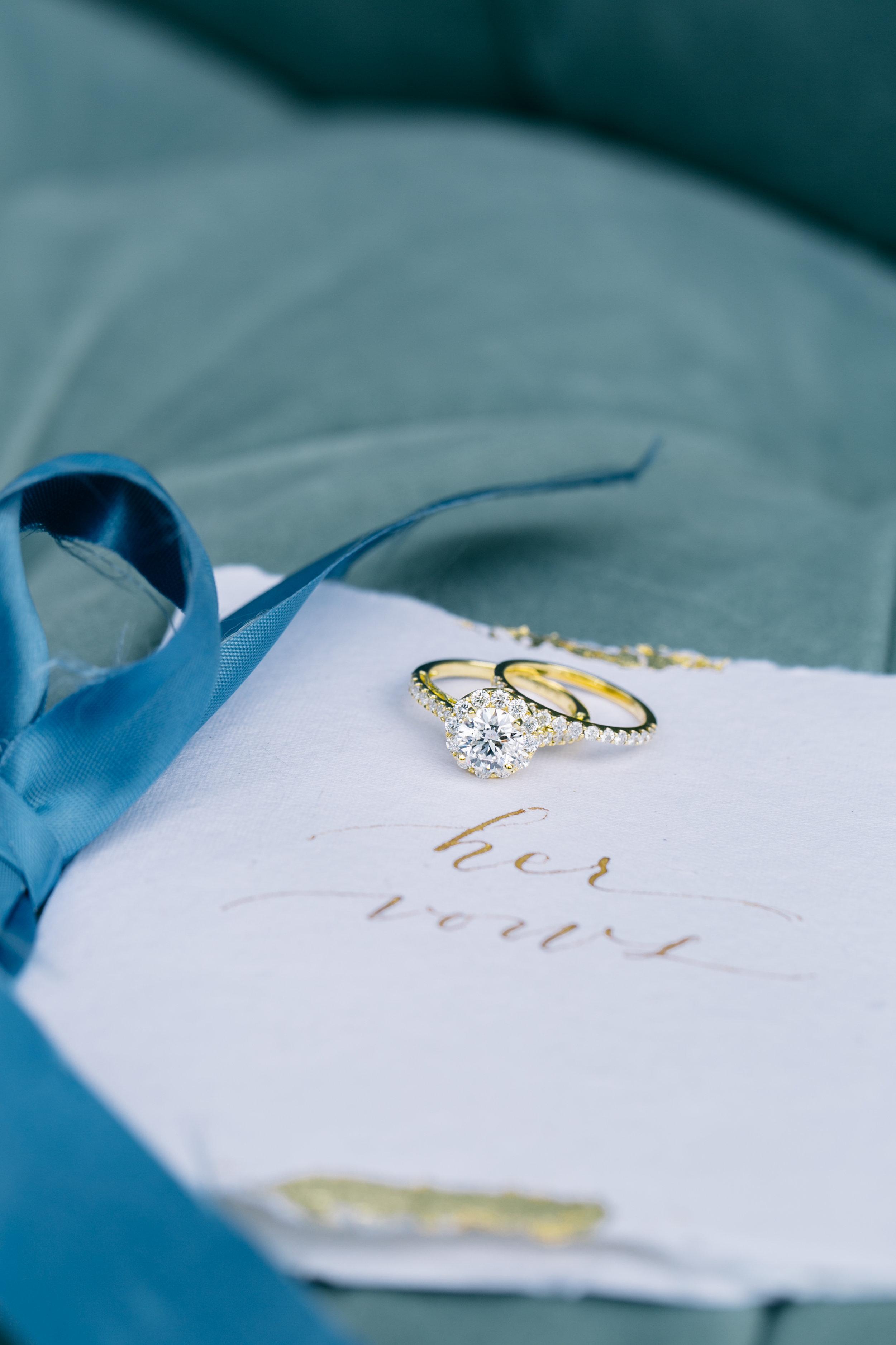 Romantic Wedding Vow Books