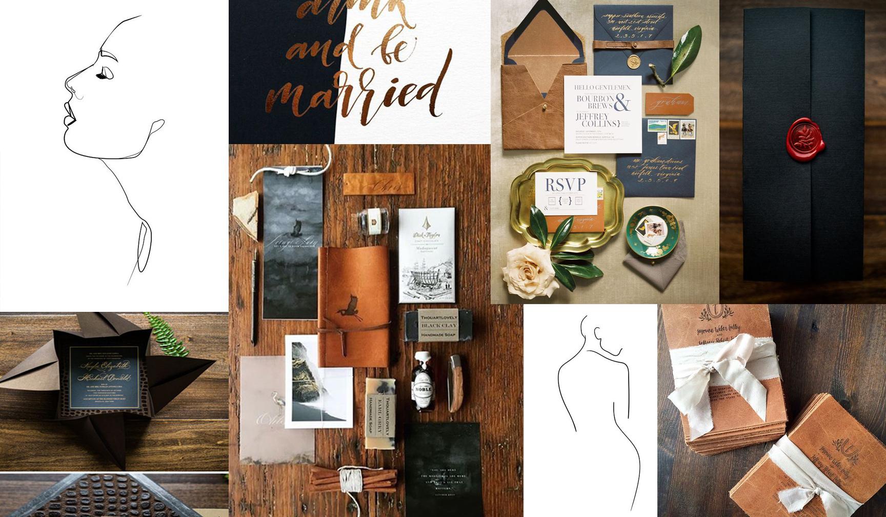 arya stark wedding inspiration