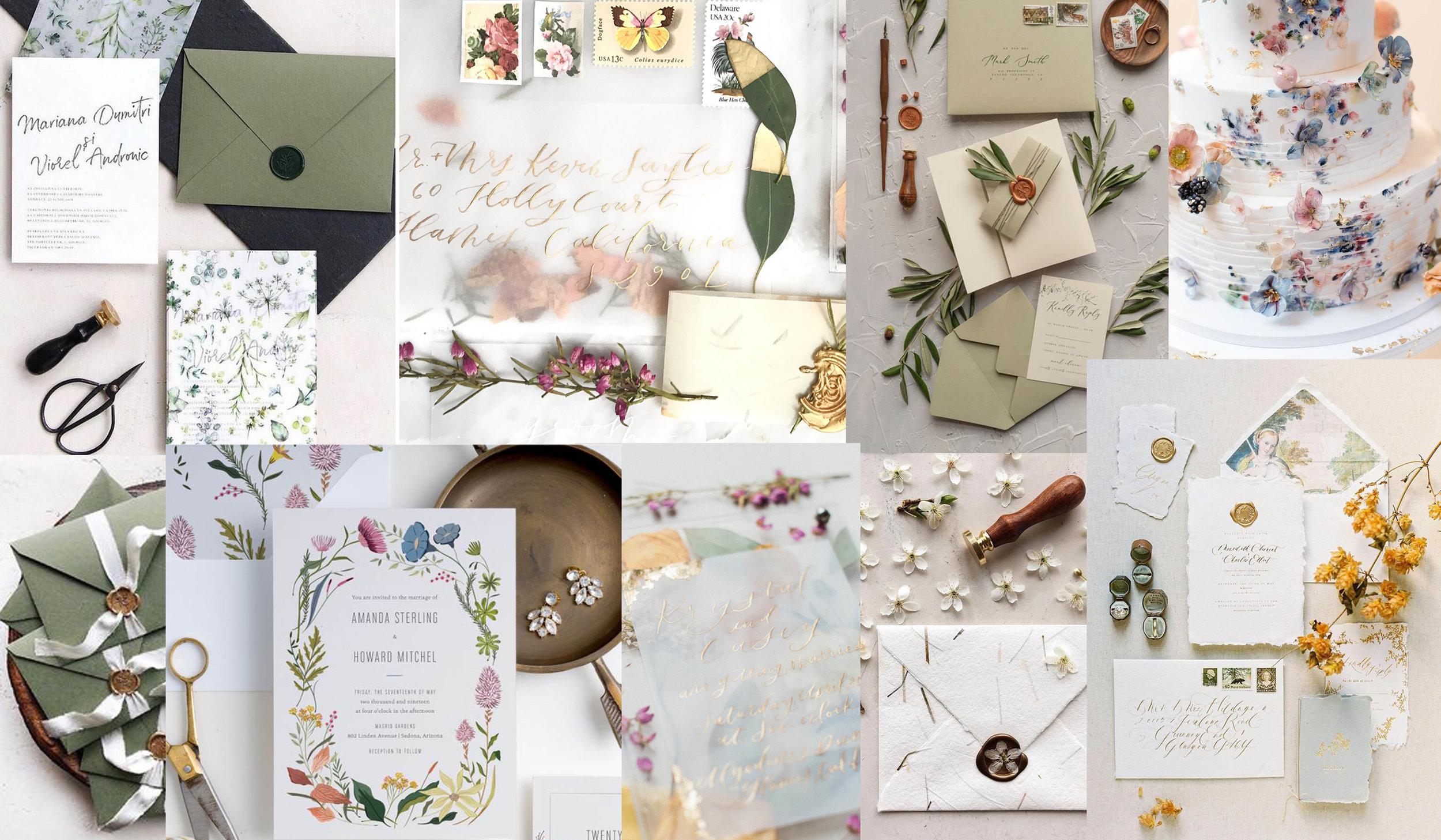 Margaery Tyrell Game of Thrones Highgarden Wedding Invitations