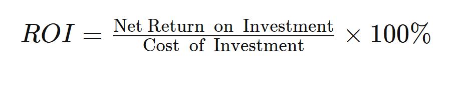investment roi calculator