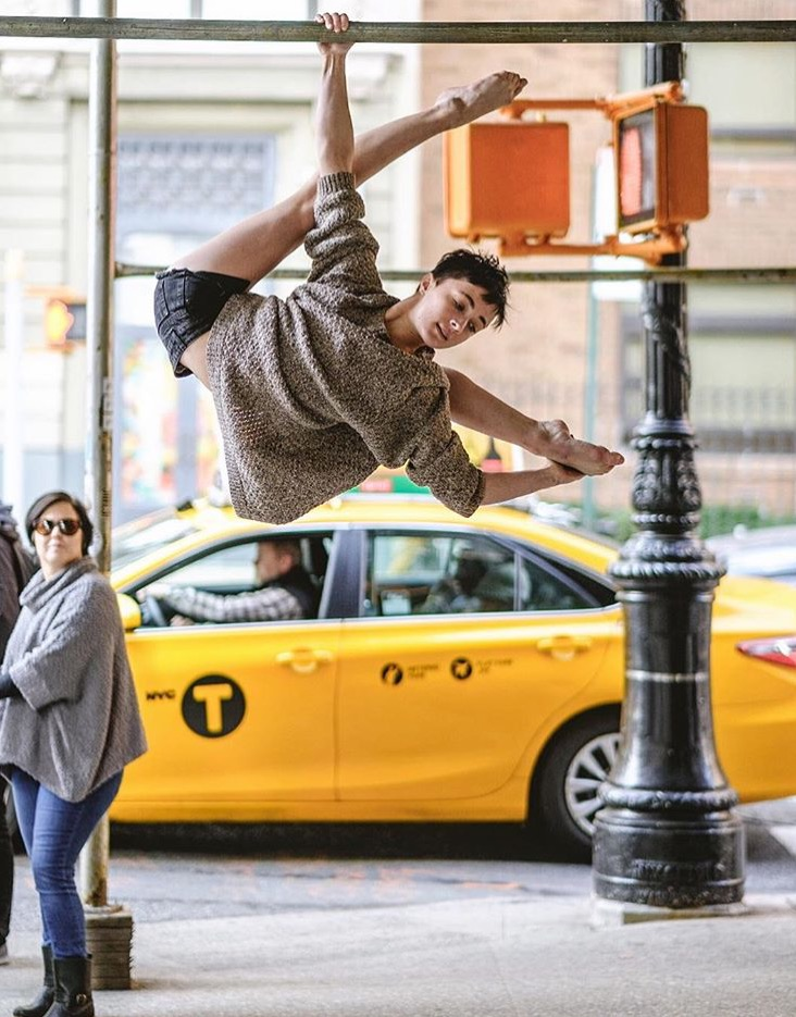 New York City streets by Omar Robles