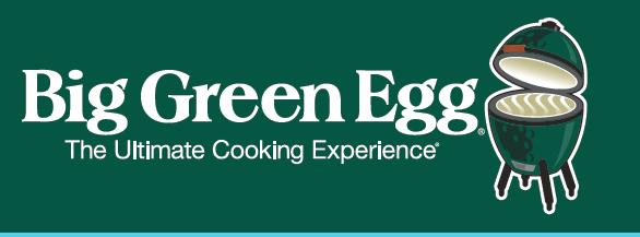 Big Green Egg Kamado Style Cooker Logo