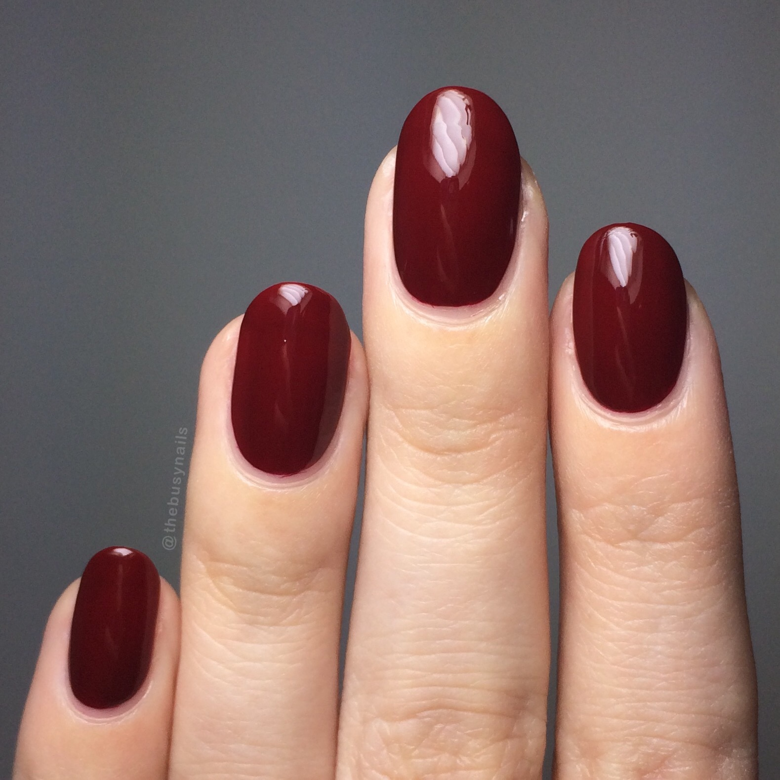 "Barielle ""In The Nick of Time"" - 2 coats + topcoat"