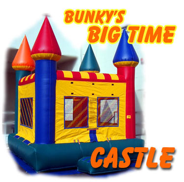 Castle Bounce House Rental