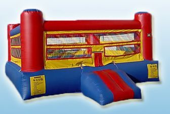 Indoor Outdoor Bounce House Rental