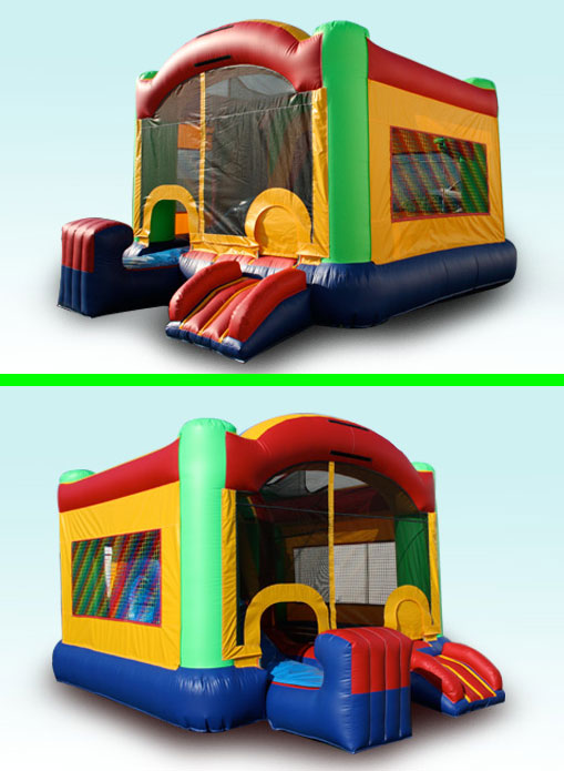 Indoor Inflatable Bounce House Rental