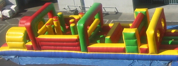 Obstacle Course Interactive Party Rental Montana