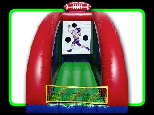 Montana Party Rental Football Inflatable Carnival Game Rental