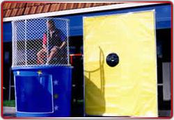 Dunk Tank Water Fun - Montana Party Rental