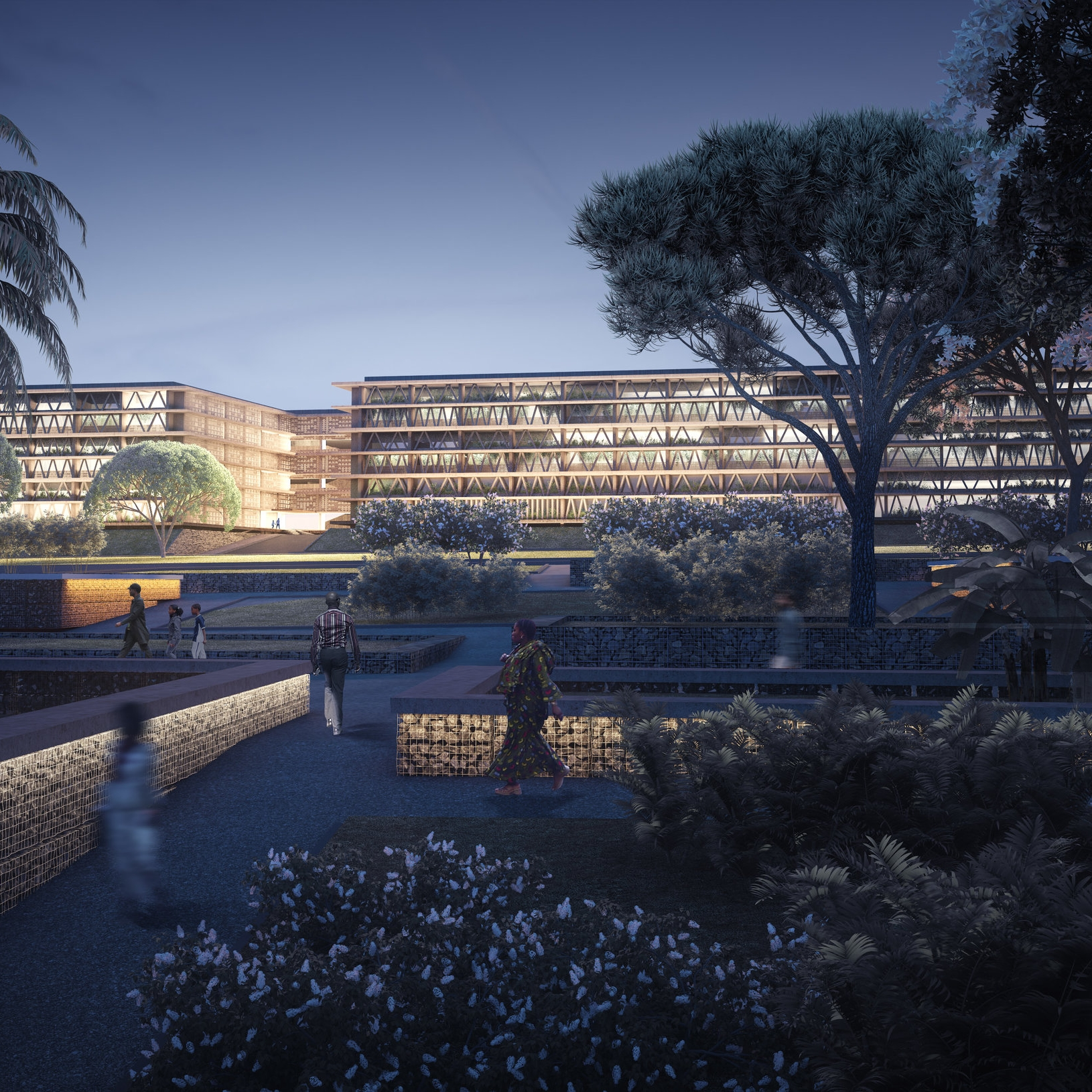 Hospital Construction -