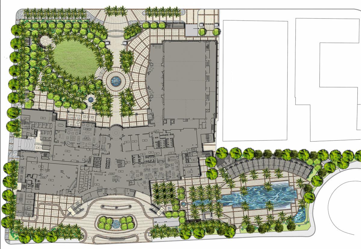 20091029-Nile Ritz Carlton Hotel site plan_v2.jpg