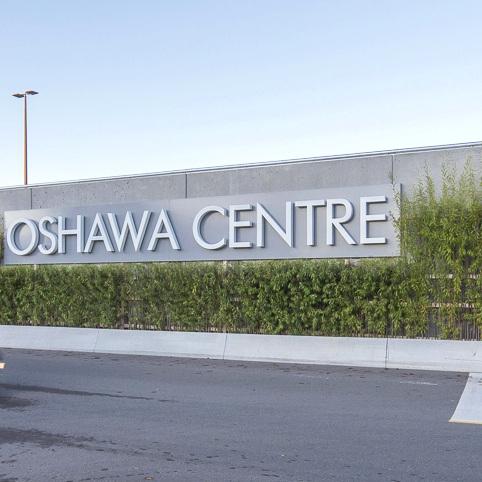 OSHAWA CENTRE  Oshawa, Ontario