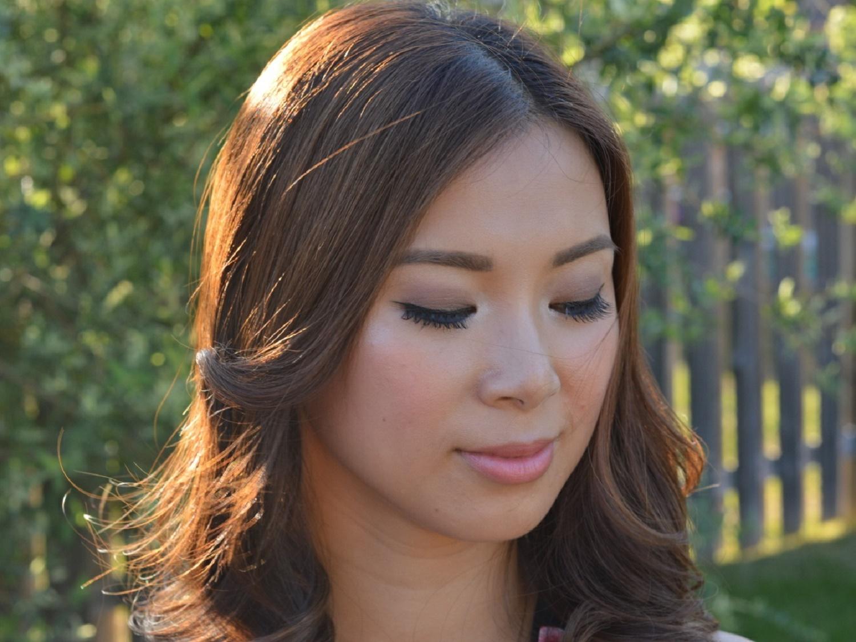 Chinese wedding natural makeup Markham
