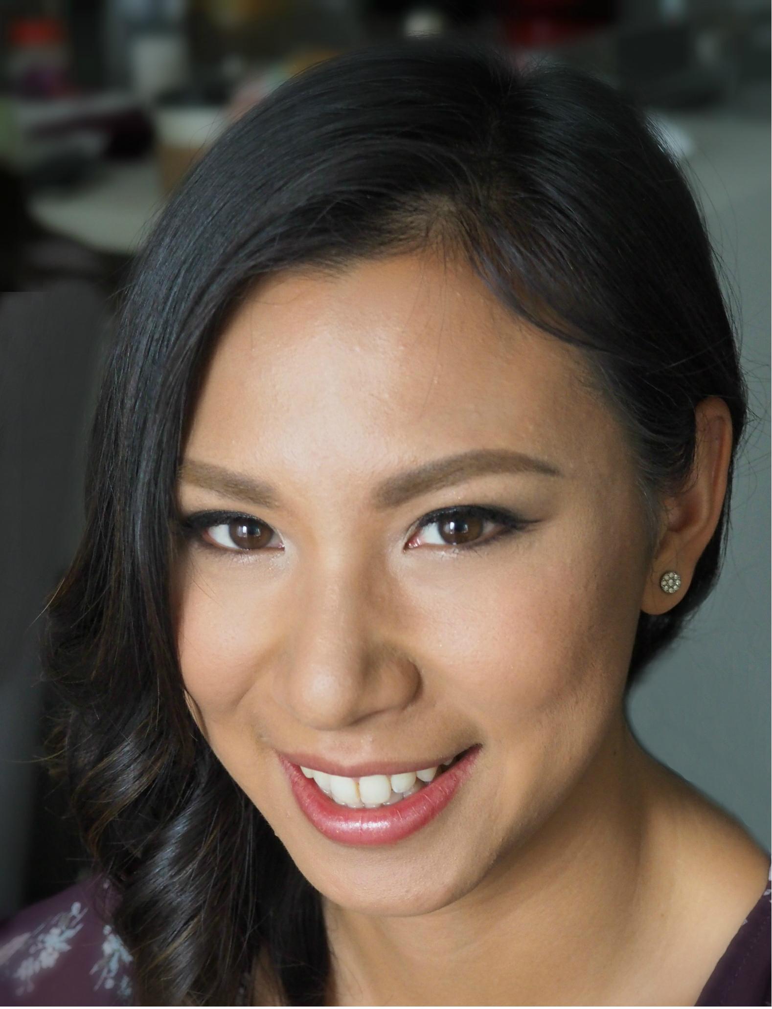Vietnamese wedding bridal makeup Toronto