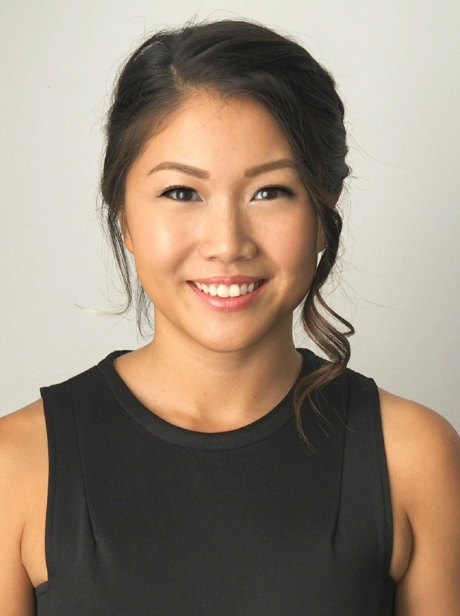 Korean makeup Asian eyes Toronto GTA