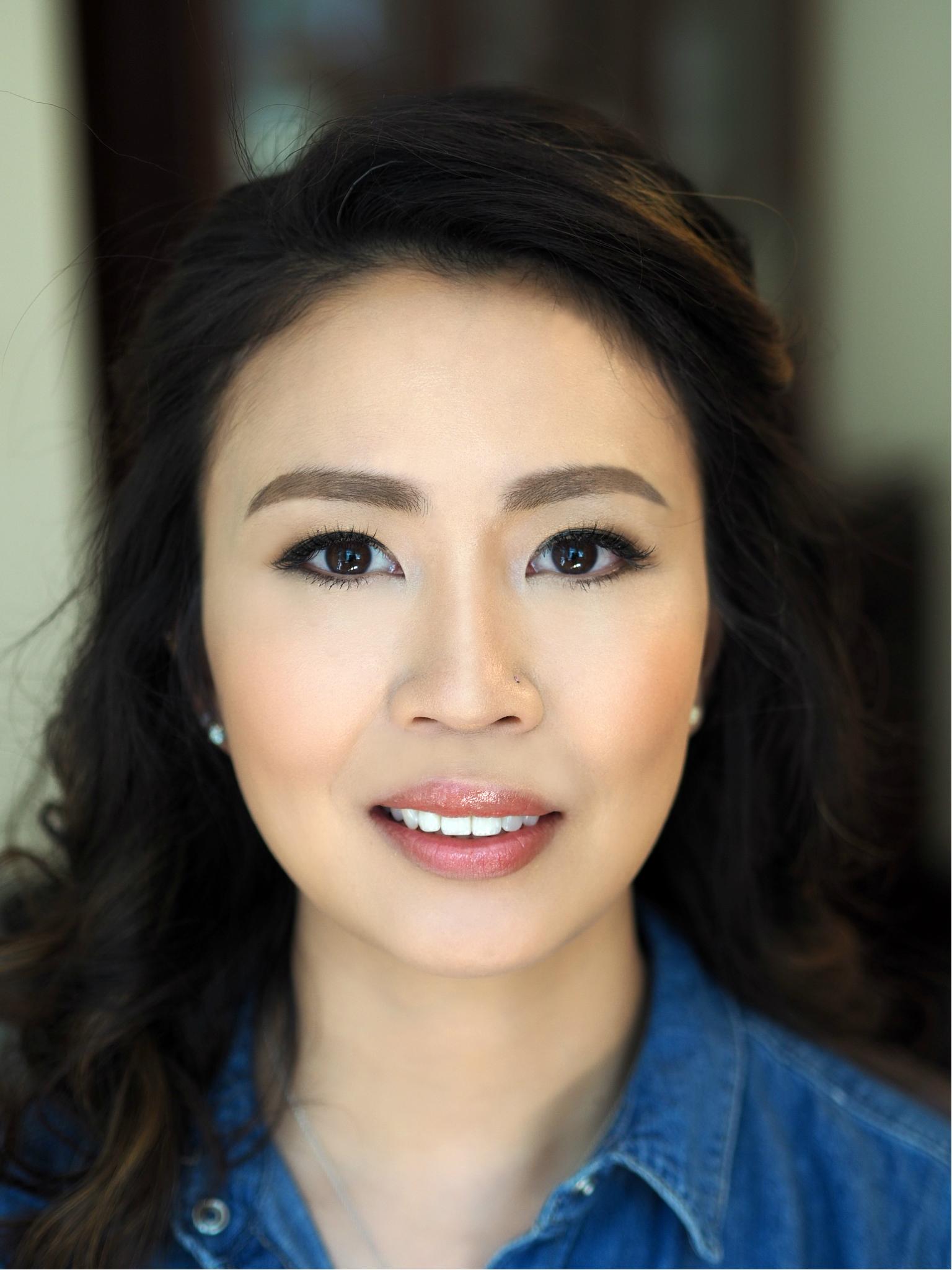 Toronto Chinese wedding makeup artist