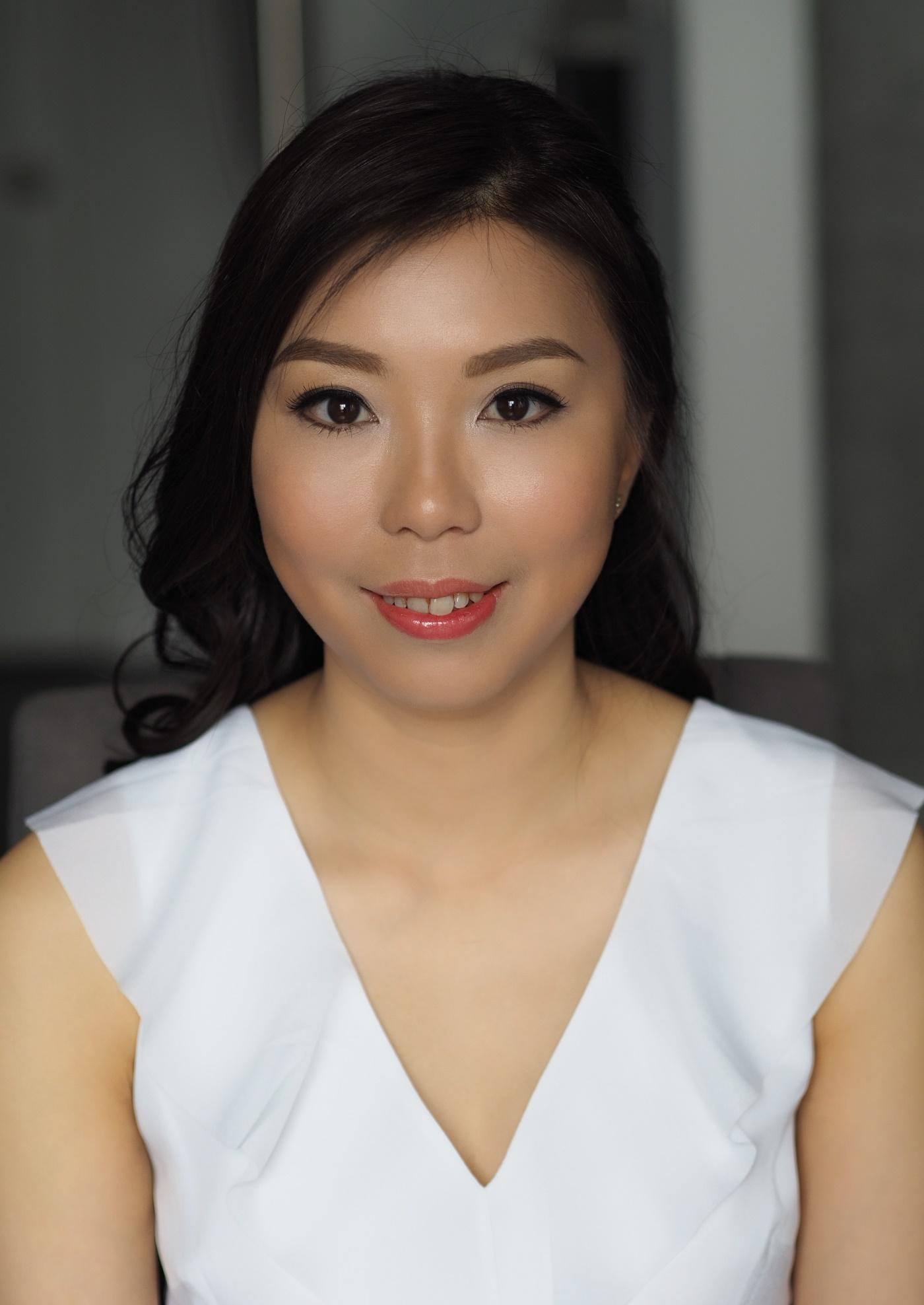 Toronto Markham Chinese wedding makeup artist