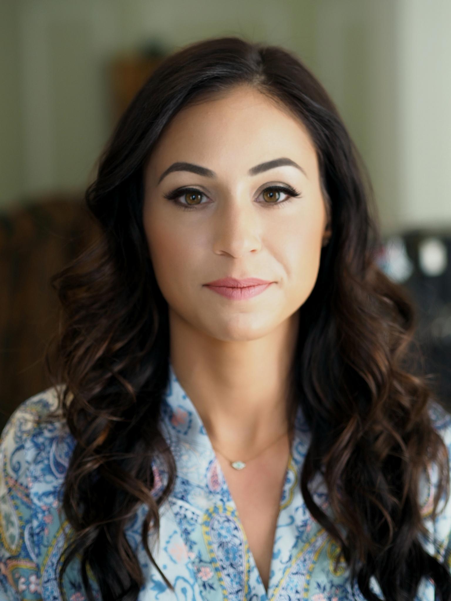 Bridal makeup artist Toronto