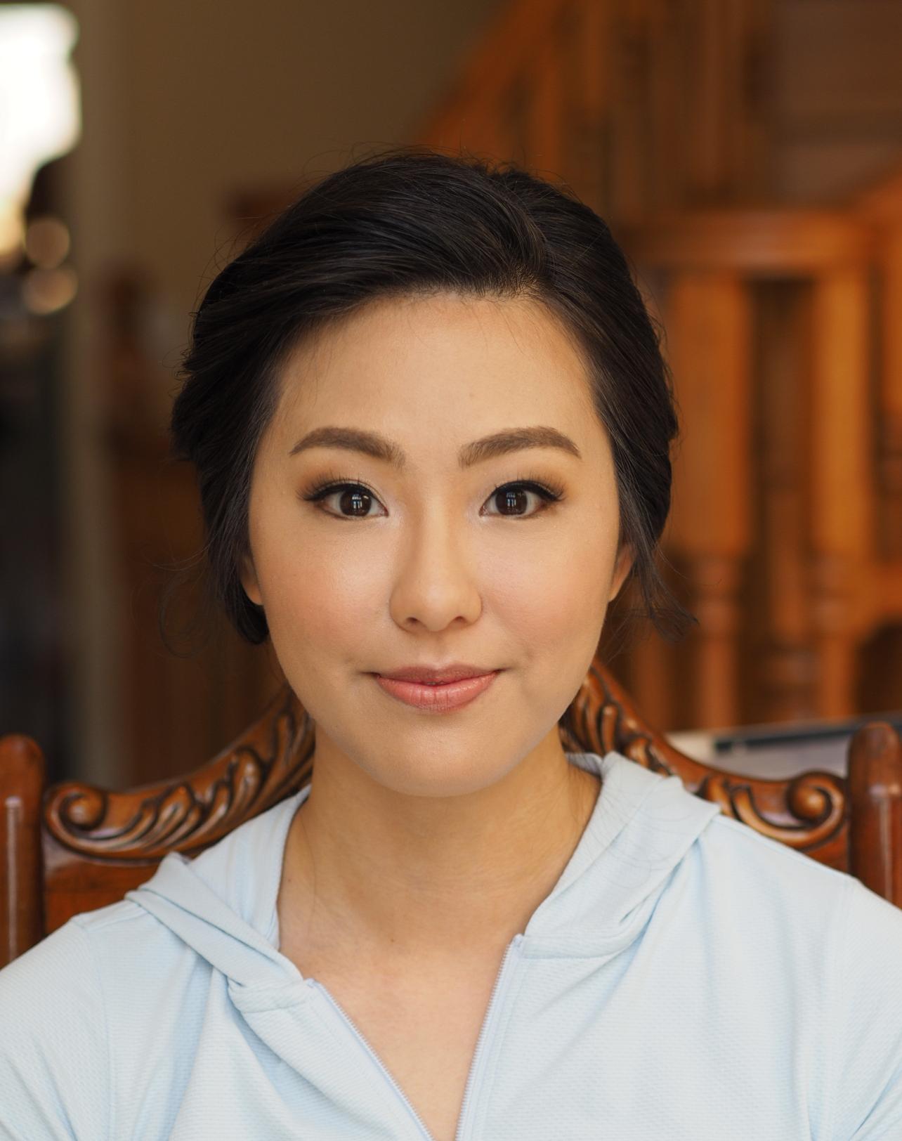 Korean bridal makeup Toronto GTA North York