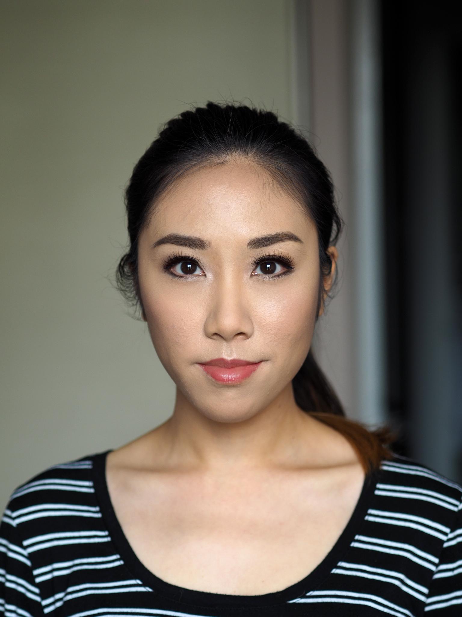 Toronto Asian bridal makeup artist